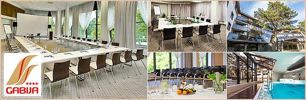 Konferenciju saliu nuoma Palangoje, SPA - viešbutis Gabija