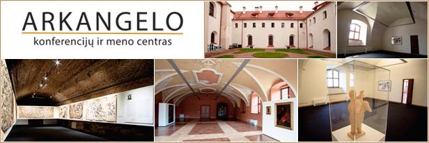 Konferencijų ir meno centras Vilniaus senamiestyje, Arkangelo, Auditorija.lt
