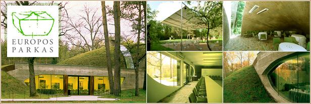 Konferenciju sale Vilniuje, Europos Parkas - conference hall, venue in Vilnius