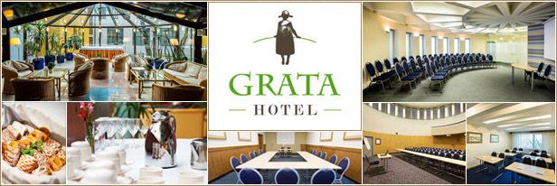 Konferenciju sales, Vilnius, Grata Hotel.