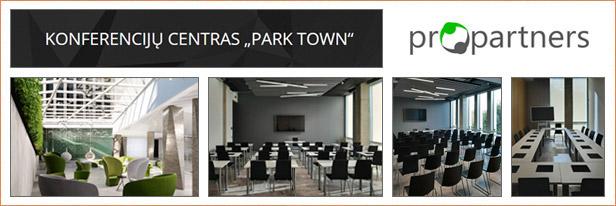 Konferencijų centras, salės Vilniuje - Park Town - Conference center in Vilnius, halls for trainings