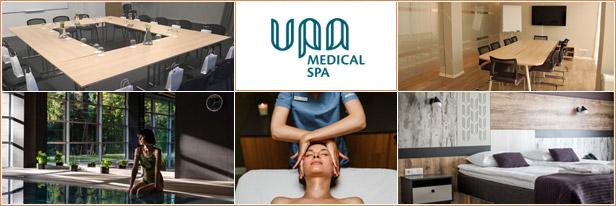 Konferencijų salės mokymams, seminarams, renginiai Druskininkuose, UPA Medical SPA.