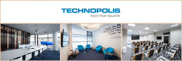 Konferenciju sales renginiams Vilnius, Technopolis