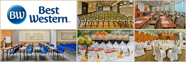 Konferenciju, seminaru, mokymu sales nuoma Vilniuje, Best Western Vilnius