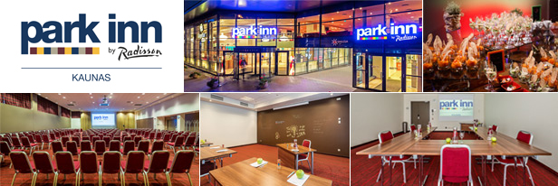 Konferenciju sales Kaune, Park Inn by Radisson Kaunas - Auditorija.lt