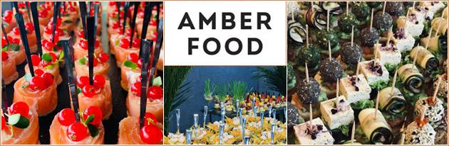 Maitinimas renginiams, šventėms, konferencijoms - Amber Food - Catering services in Lithuania